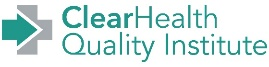 ClearHealth Quality Institute